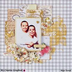 Love *DT My Creative Scrapbook*