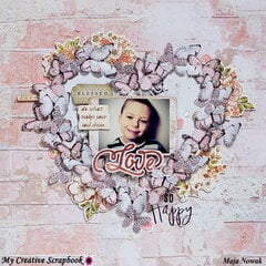 Love *DT My Creative Scrapbook*