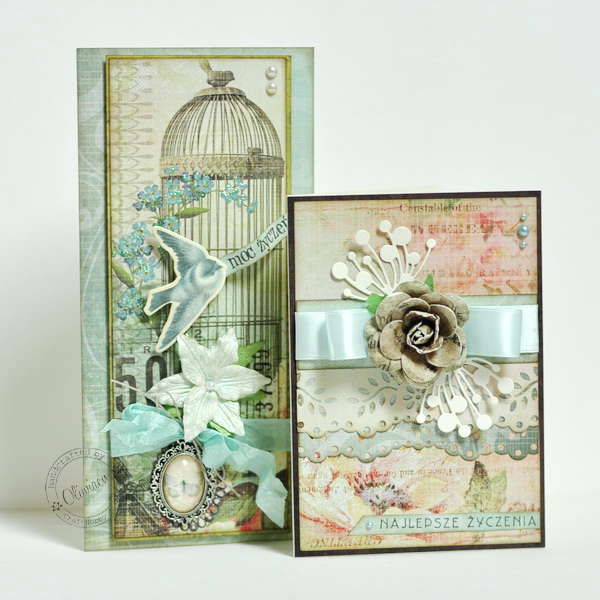 Best Wishes Cards *DT Craft4You*