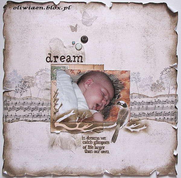 Dream *Art-Piaskownica*