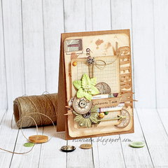 Father's Day Card *DT Craft4You*
