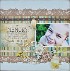 Memory **Craft4You**