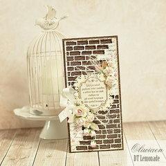 Wedding Card *DT Lemonade*
