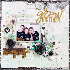 Grow Together *DT Scrapki.pl*