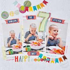 Happy 7th Birthday *Art-Piaskownica*