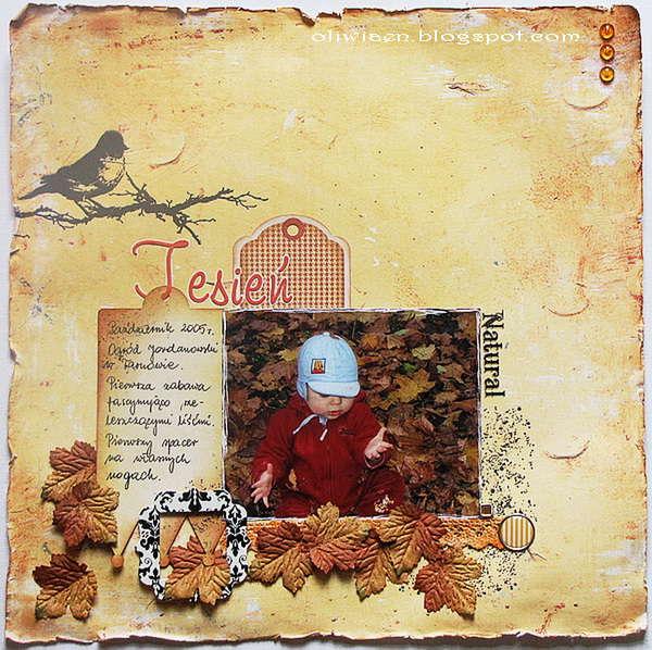 Autumn *Art-Piaskownica*