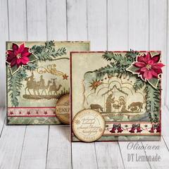 Christmas Cards *DT Lemonade*