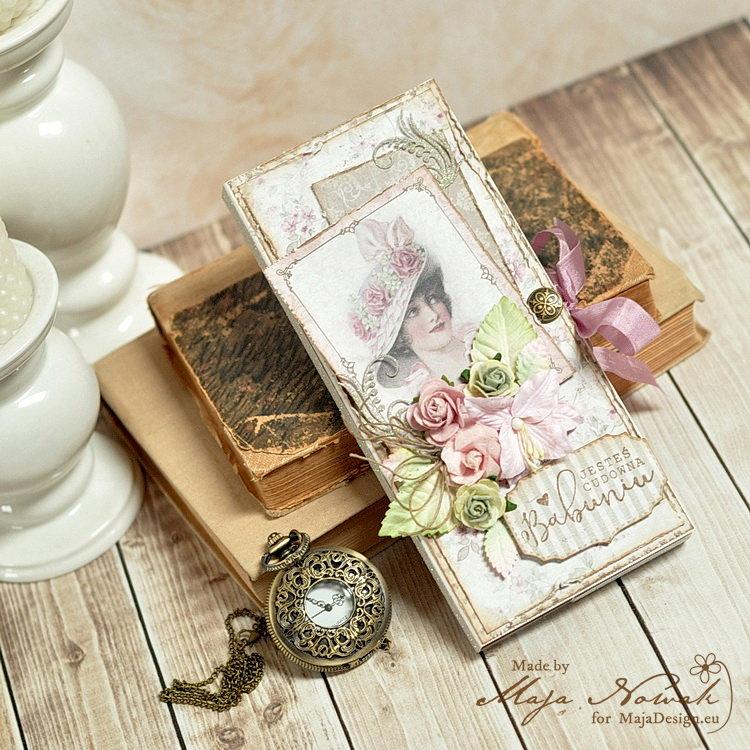 Chocolate Box For Grandma *DT Maja Design*