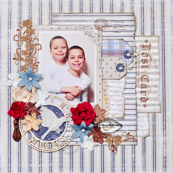 Brotherly Love *GD Maja Design