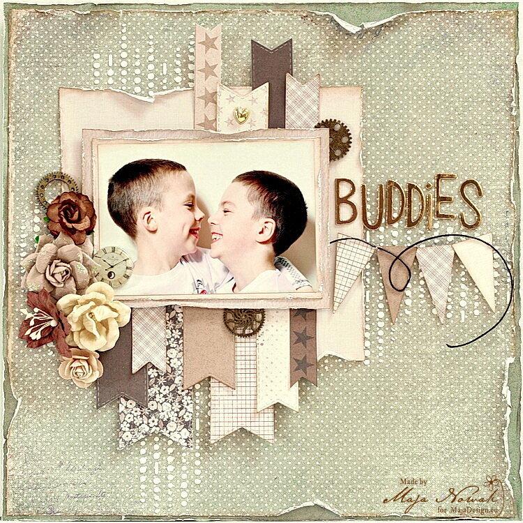 Buddies *DT Maja Design*
