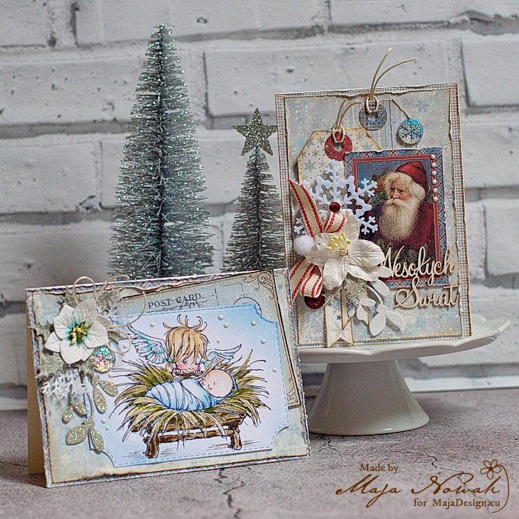 Merry Christmas *DT Maja Design*