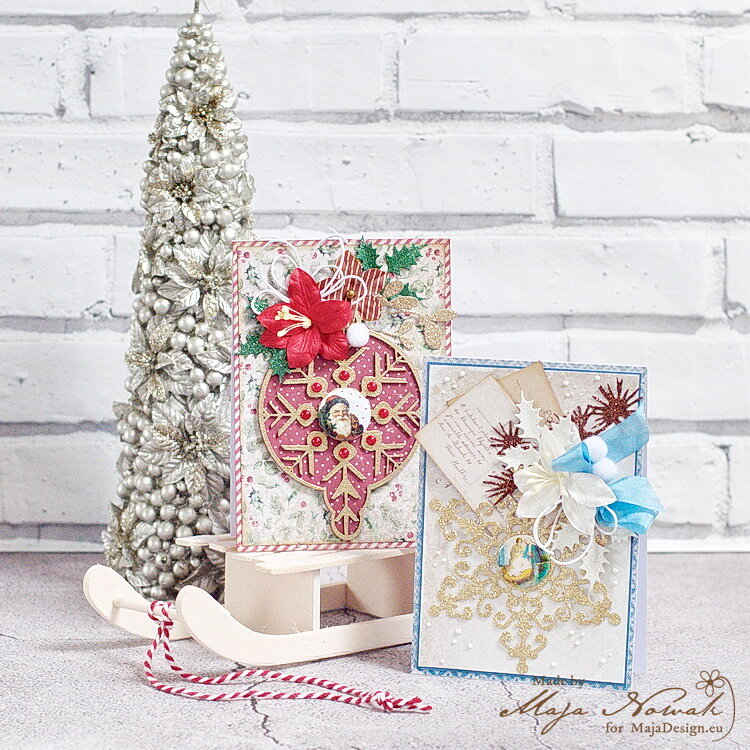 Christmas Cards *DT Maja Design*