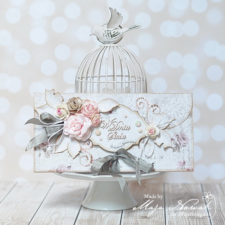 Faux Envelope Card *DT Maja Design*