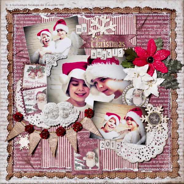 My Christmas Angels *GD Maja Design*