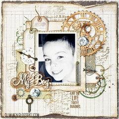 My Boy *DT Maja Design*