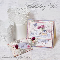 Birthday Set *DT Maja Design*