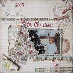 Oh Christmas Tree *Scrapujace Polki GD*