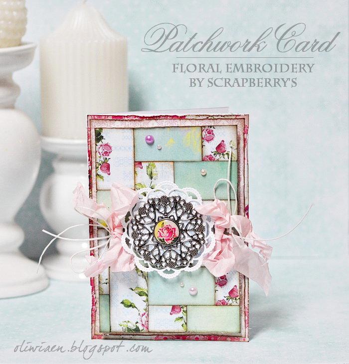 Patchwork Card