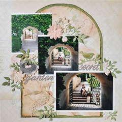 Secret Garden *DT Craft4You*