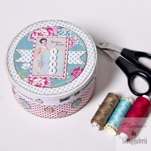 Button Box *DT Scrapgaleria*