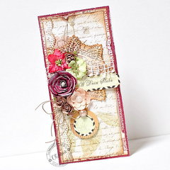 Wedding Card *DT Craft4You*
