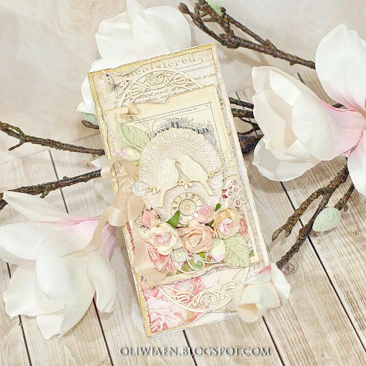 Spring Wedding Card *Lemoncraft*