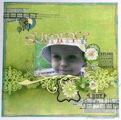 Summer Boy *Craft4You*