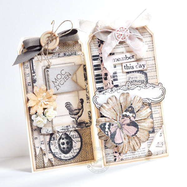 Tag Cards *DT Craft4You*