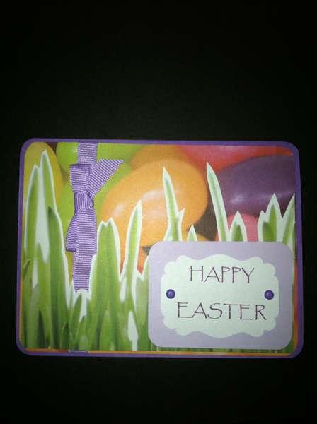 Easter w/grass