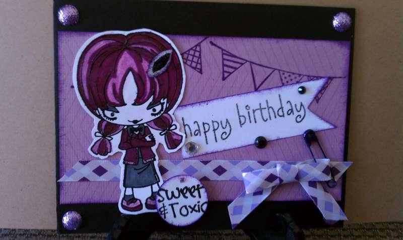 TGF Birthday