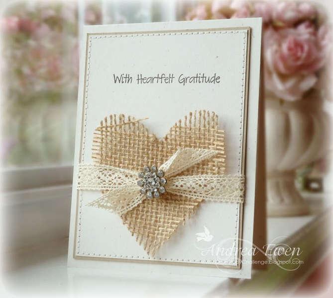 With Heartfelt Gratitude