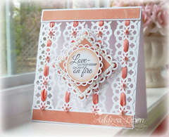 Ribbon Border Punch