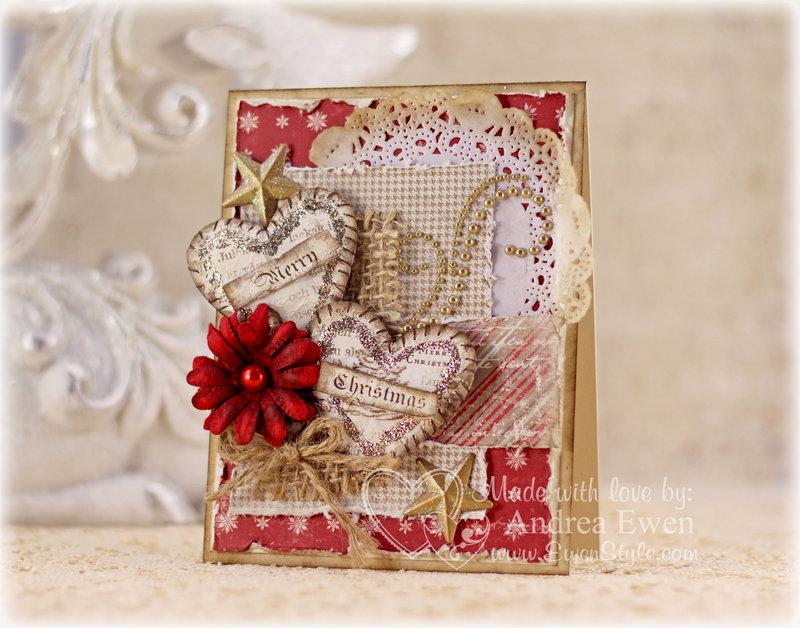 Paper Heart Christmas