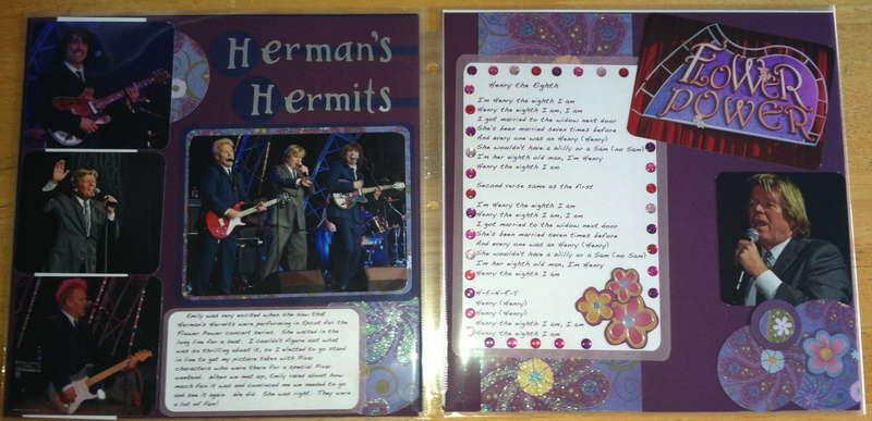 Herman's Hermits - Epcot Concert
