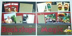 Disney Backstage Magic Tour