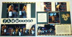 Epcot Entertaintment - JAMMinators