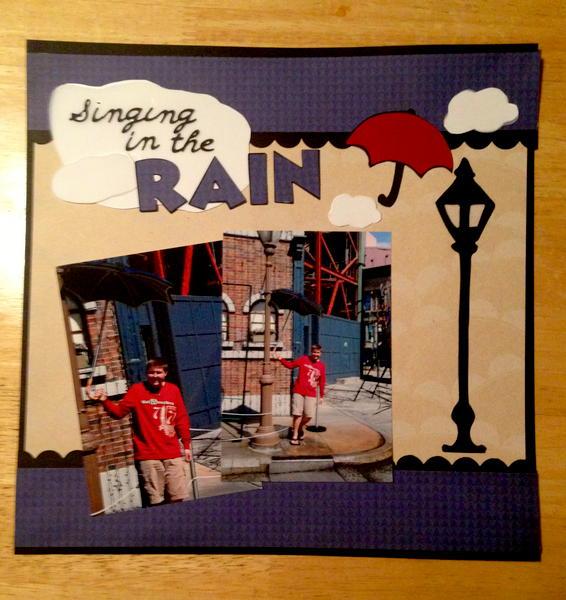 Disney Hollywood Studios, Singing in the Rain