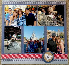 Magic Kingdom - Right Side
