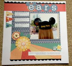 Ears - Left Side
