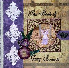 The Book of Fairy Secrets