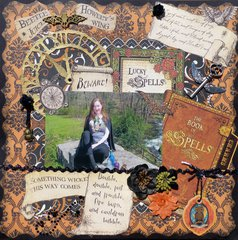 Spells, Potions, & Charms