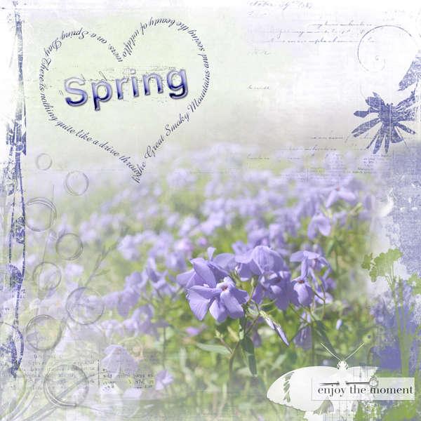 Smoky Mountain Spring