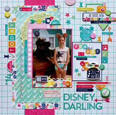 Disney Darling *Echo Park Creative Agenda*