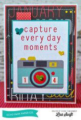 Capture Everyday Moments *Echo Park My Life*