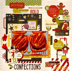 Rolo Confections *Simple Stories Cozy Christmas/DIY Christmas*