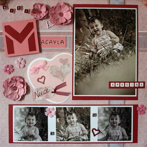 Niece - Macayla