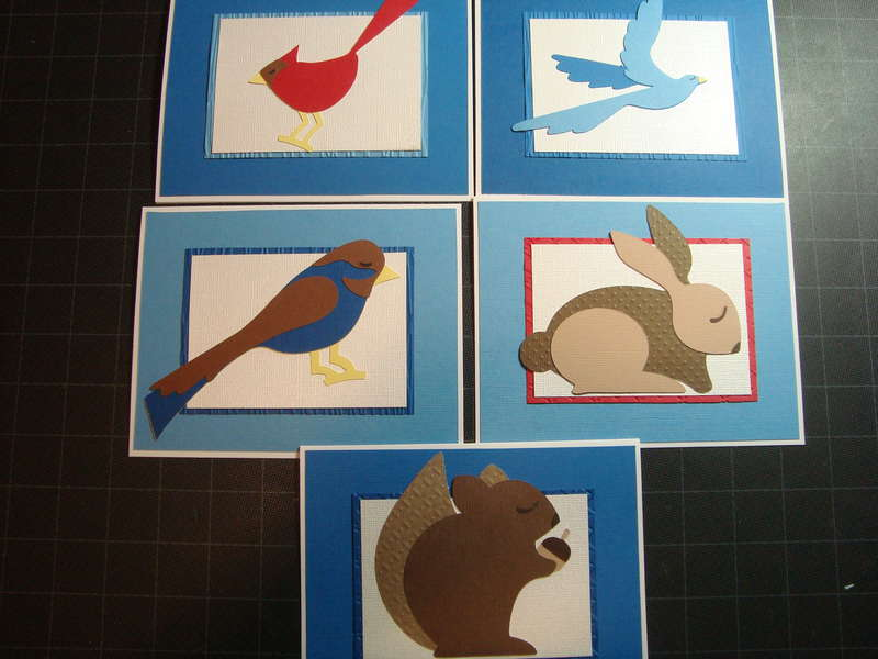 Wildlife Card Set