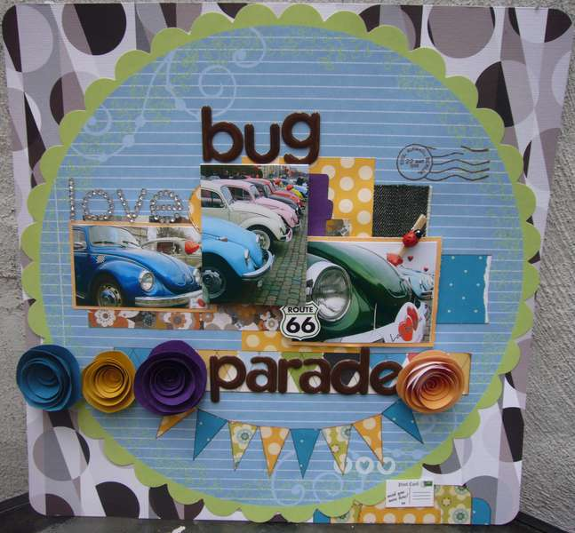 Love Bug Parade