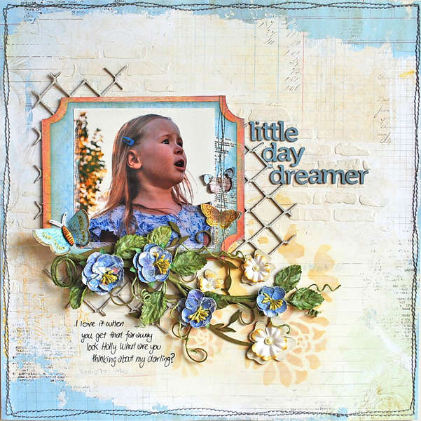 Little Daydreamer