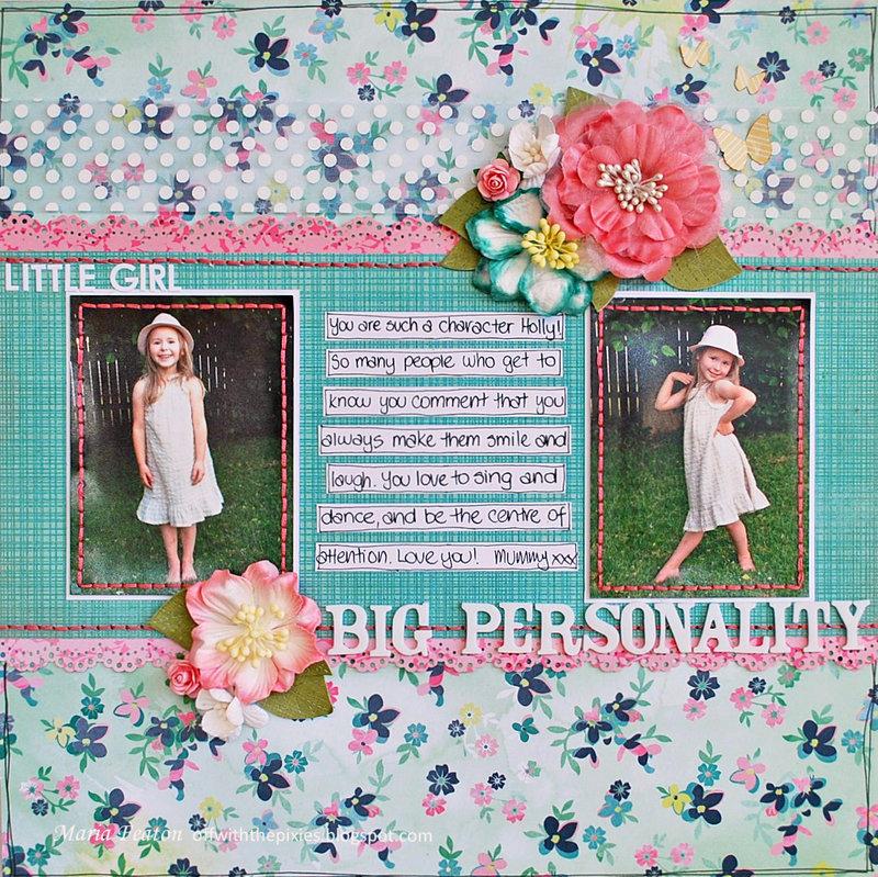 Little Girl, Big Personality